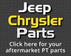 Jeep Chrysler Parts