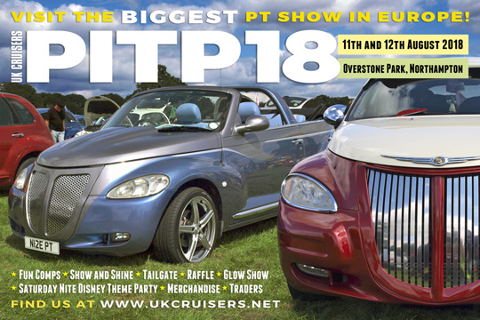PITP18 news and information